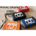 Decole Pixual Graphica Camera Case