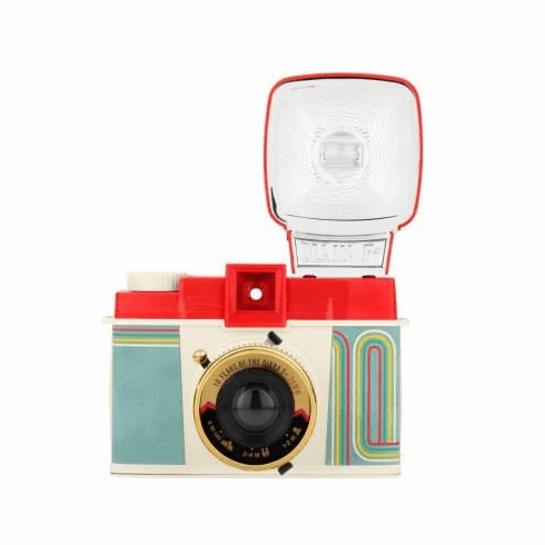 Diana F+ w/Flash 10 Year Special Limited Edition