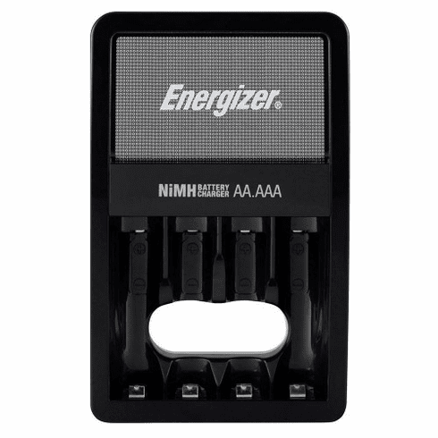 Energizer Max NiMH Charger for AA and AAA Re4chargable Batteries