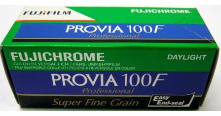 Fujichrome Provia RDPIII 100F 120 Color Film Roll 2012 Dating
