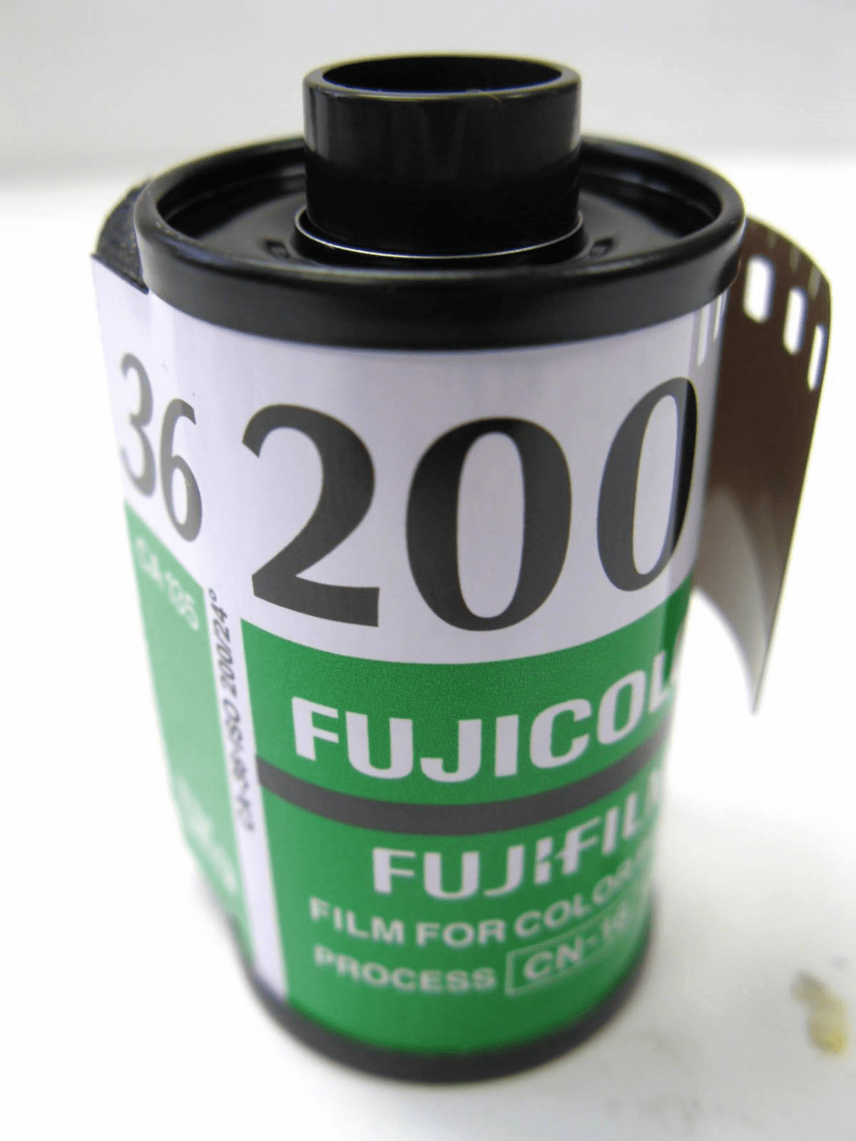 Fujicolor CA 200 Color Print Film 35mm x 36 Exp.