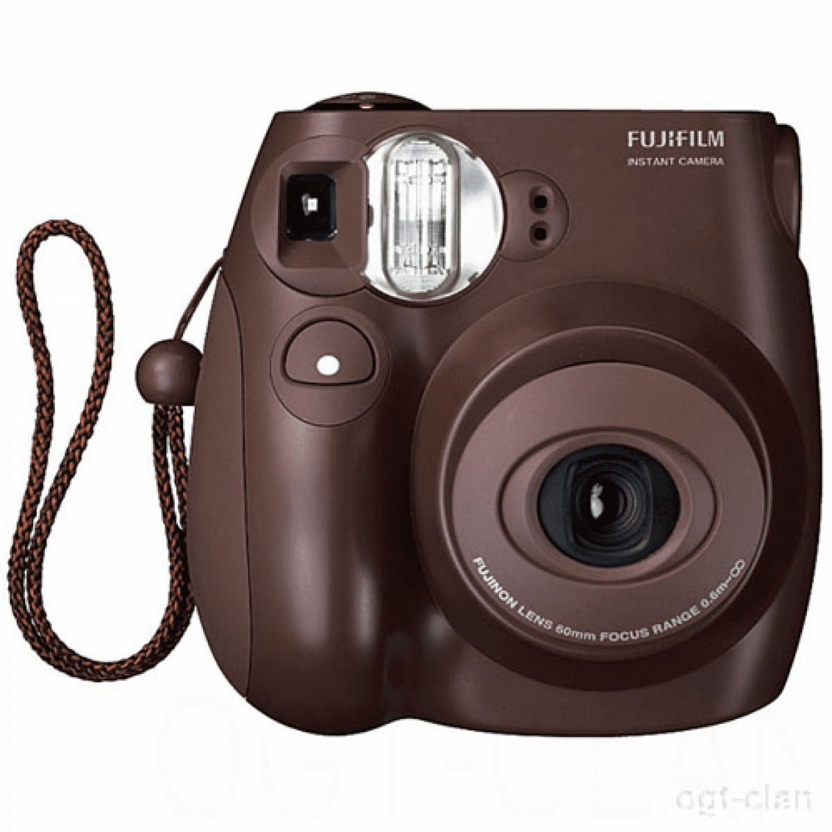 Fujifilm Instax Mini 7S Chocolate Instant Film Camera Choco