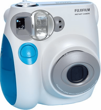 Fujifilm Instax Mini 7S Instant Film Camera Blue
