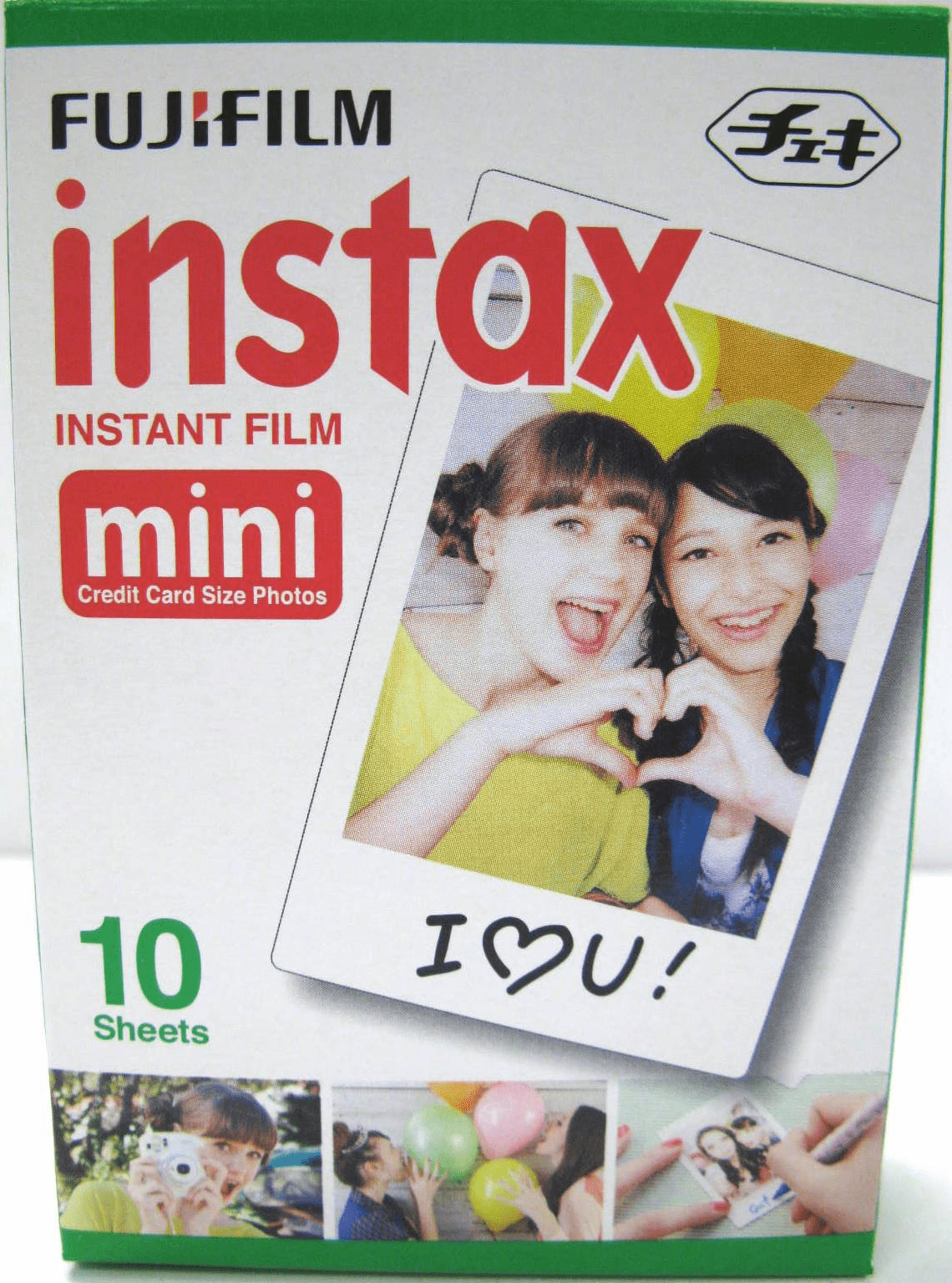 FujiFilm INSTAX Mini Instant Film 10 Pack