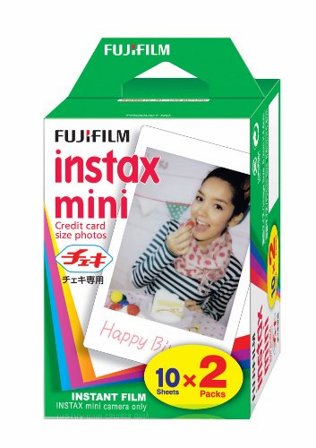 FujiFilm INSTAX Mini Instant Film 20 Pack Outdated Special