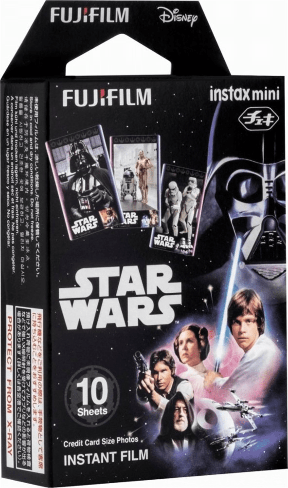 Fujifilm - instax mini Star Wars Instant Film