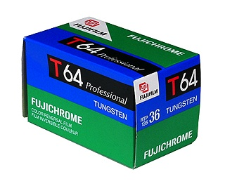 Fujifilm Professional 35mm Format Film