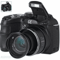 GE X-400 (HZ15)  Power Pro Series 14.1 MP Digital Camera with 15X Optical Zoom
