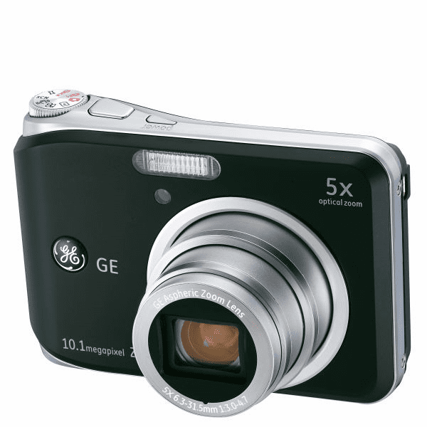 GE Z150 Digital Camera 10.1MP 5x Optical Zoom