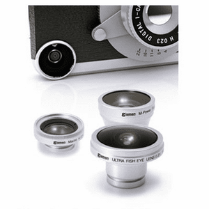 Gizmon ICA iPhone Case Lenses