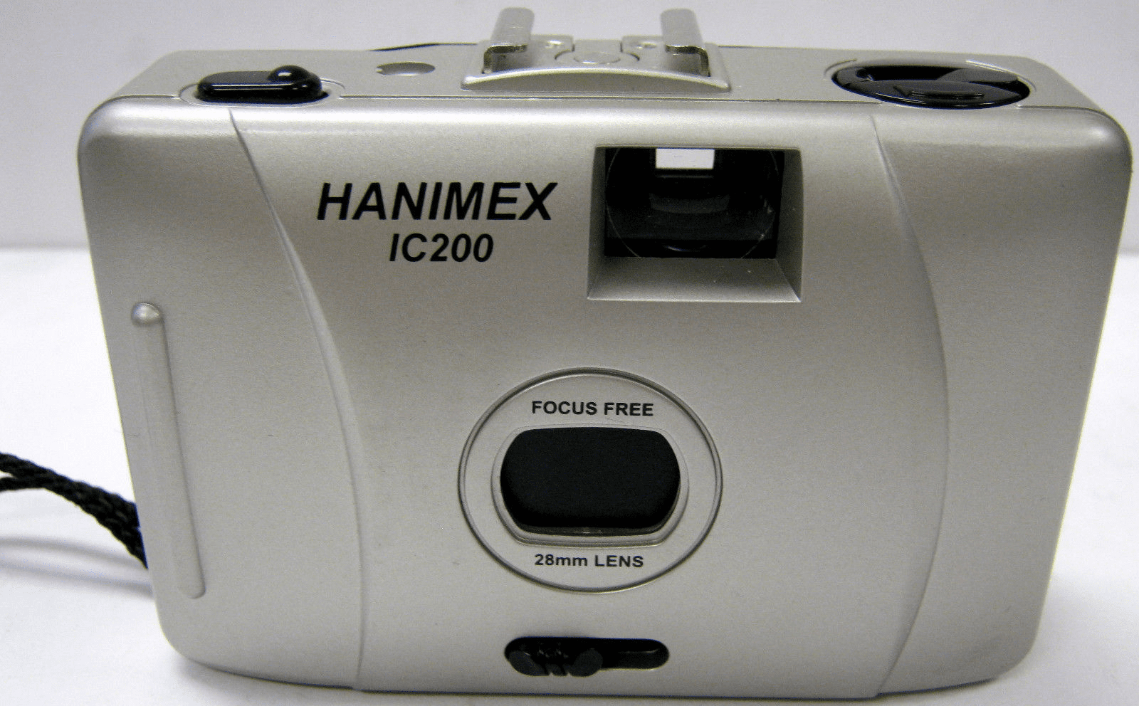 Hanimex IC200 Wide and Slim 35mm Film Camera with Hot shoe