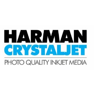 Harman Crystaljet Inkjet Photo Paper
