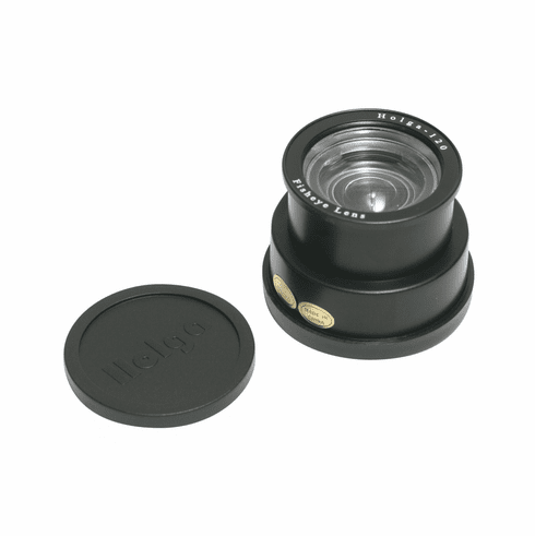 Holga 120 Fisheye Lens Attachment