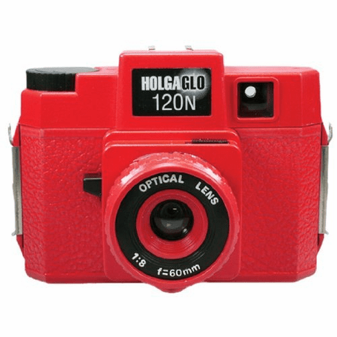 Holga 120N Infra Red Glow in the Dark 120 Film Camera