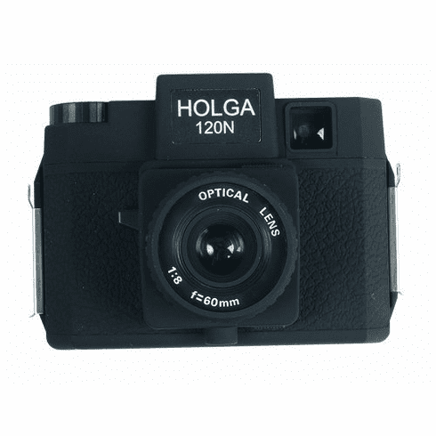 Holga 120N Rubberized 120 Film Camera