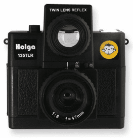 Holga 35mm TLR Twin Lens 135TLR Camera