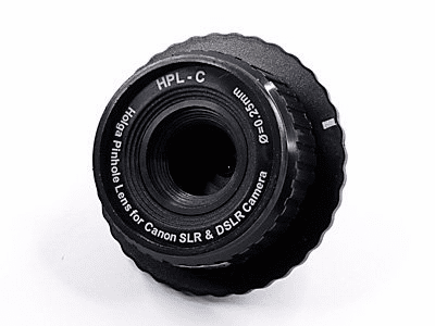 Holga Pinhole HPL-C Lens for Canon Camera