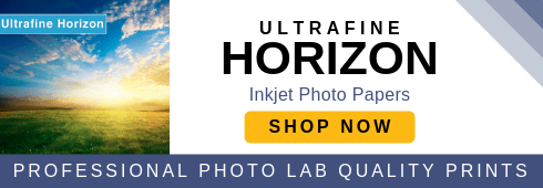 Ultrafine Horizon Inkjet Photo Papers
