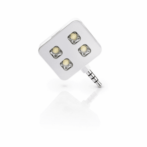 iblazr LED Flash For Smartphones and Cameras-White