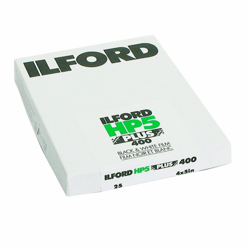 Ilford 2019 ULF Program HP5+ 400 Film