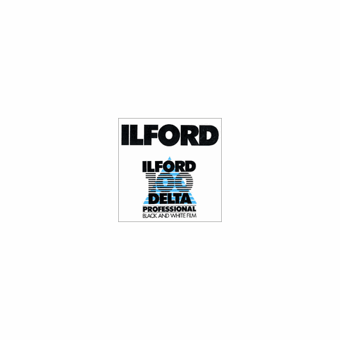 "Ilford Delta 100 ULF Program 11"" x 14"" / 25 Sheet Film"