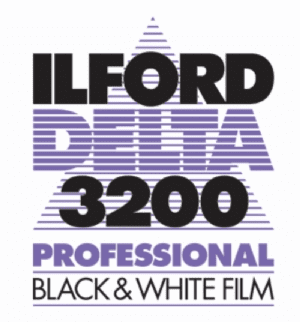 Ilford Delta 3200 Professional Black & White Film