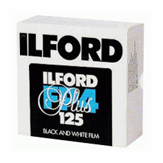 Ilford FP4+ 125  - 35mm x 100 ft Black and White Film