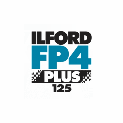 "Ilford FP4+ 125 5"" x 7"" / 25 Sheet Film"