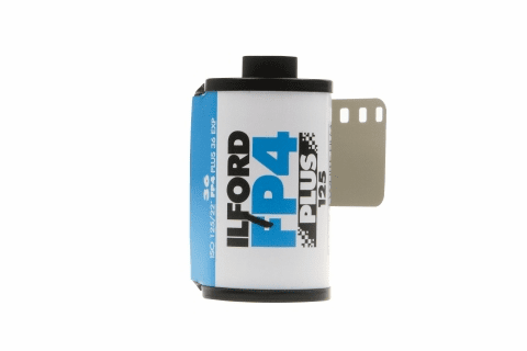 Ilford FP4+ 125 - Reloads - 35mm x 24 exp