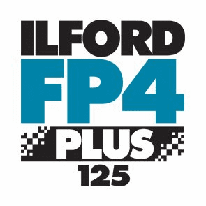 "Ilford FP4+ 125 ULF Program 10"" x 12"" / 25 Sheet Film"