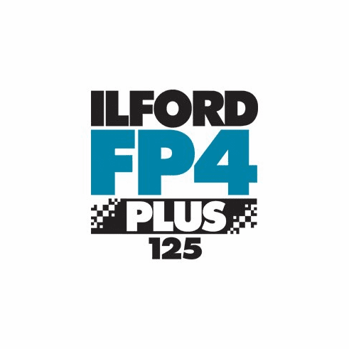 Ilford FP4+ 125 ULF Program 7 in x 9.5 in / 25 Sheet Film (18 cm x 24 cm)