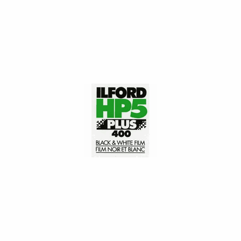 "Ilford HP5+ 400 10"" x 12"" / 25 Sheet Film 12/2012 Dating"