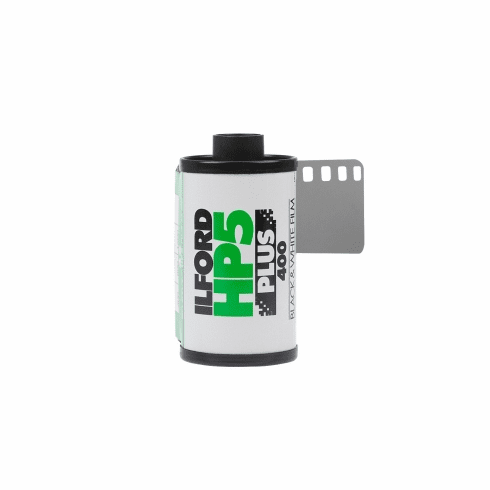 Ilford HP5+ 400 - Reloads - 35mm x 36 exp Black and White Film