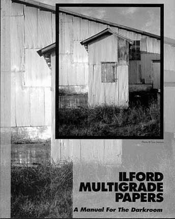 Ilford Multigrade Manual