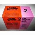 "Ilfospeed RC Deluxe Enlarging Paper - 8x10"" 250 Sheets Glossy Grade 2"