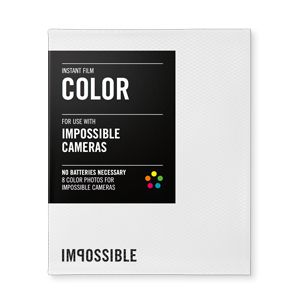 Impossible Film For Impossible Hardware & Cameras