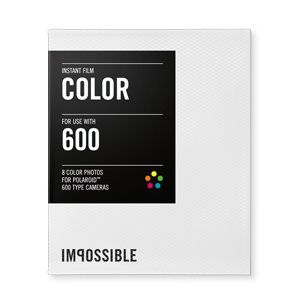 Impossible Film For Polaroid™ 600-Type Cameras