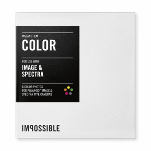 Impossible Instant Color Film for Polaroid Image/Spectra Cameras