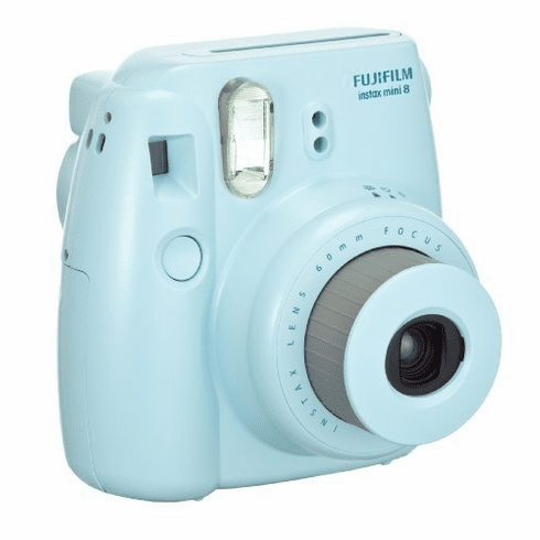Instax Mini 8 Instant Film Camera BLUE