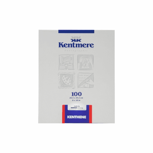 Kenthene 8x10 100 Sheets Fine Lustre Grade 3