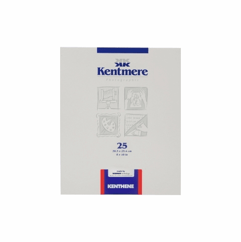 Kenthene 8x10 25 Sheets RC Glossy Grade 4