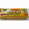 Kodak 110 GOLD ISO 400 Color Print Film 24 Exposure Outdated