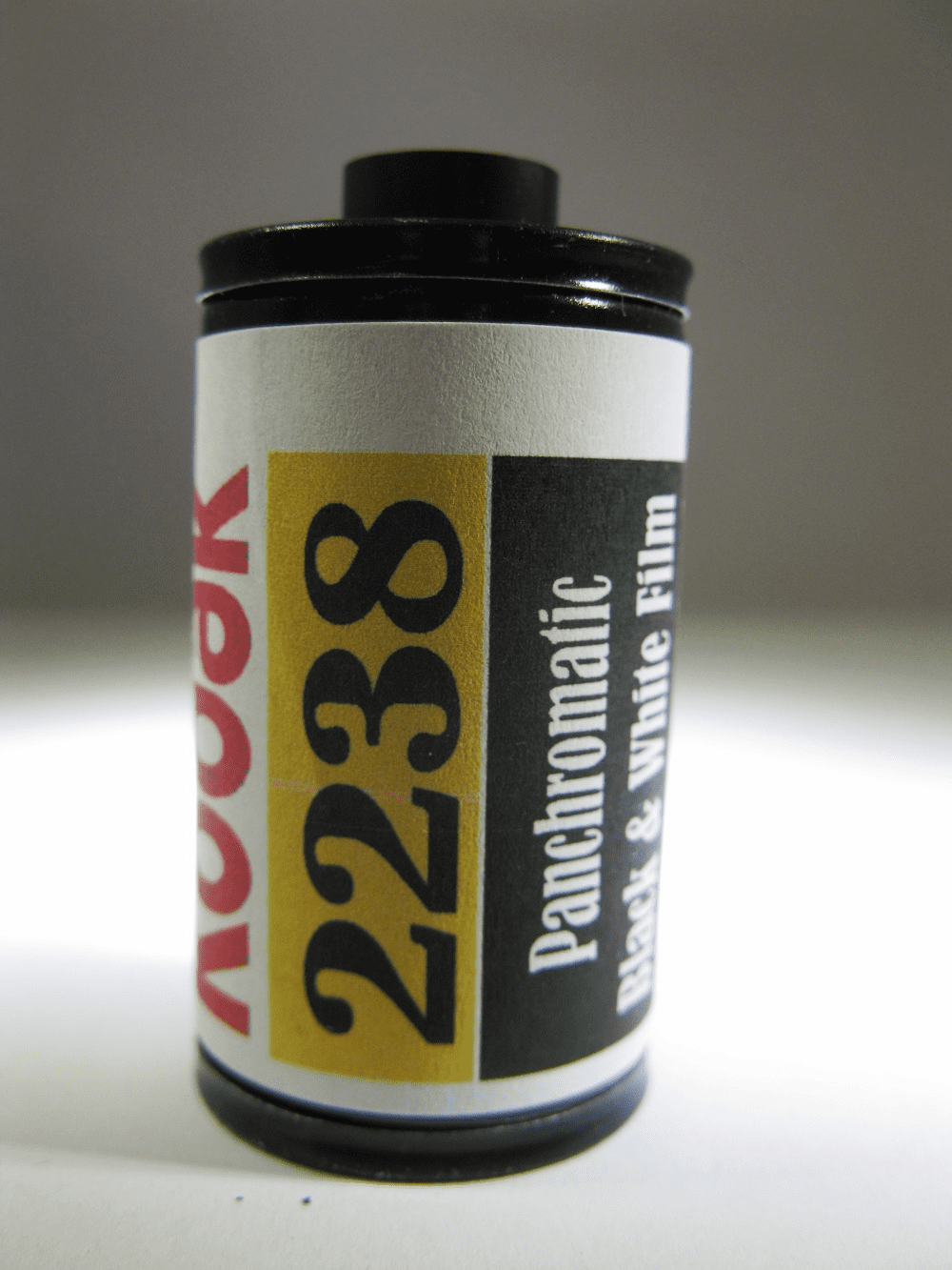 Kodak 2238 Black & White Film Pan ISO 25 35mm x 36 Exp Roll