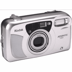 Kodak Advantix T70 APS Camera w/ Zoom