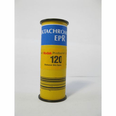 Kodak Ektachrome EPR 120 Pro 64 Vintage Cold stoted Special