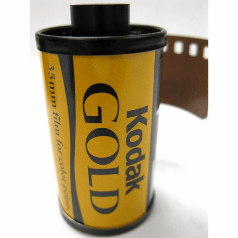 Kodak GA 100 Color Print Film 35mm x 12 exp.