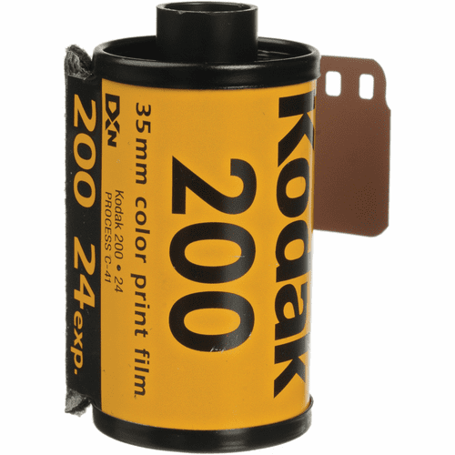 Kodak GB 200 Color Print Film 35mm x 24 exp.