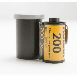 Kodak GB 200 Color Print Film 35mm x 36 exp.