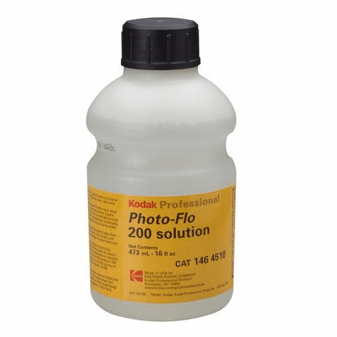 Kodak Photo-Flo 200 Photographic Wetting Agent, 16 Ounce Bottle.