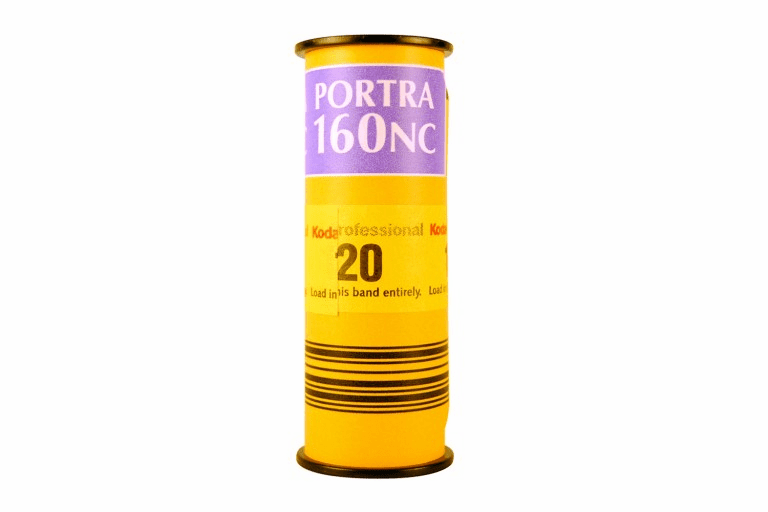 Kodak Portra 120 Pro 160NC Outdated Special